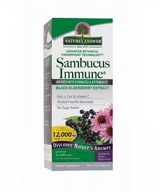 Picture of Nature's Answer Sambucus Immune, 4 fl oz