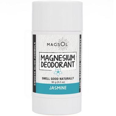 Picture of Magsol Magnesium Deodorant, Jasmine, 3.2 oz