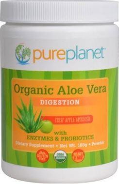 Picture of Pureplanet Organic Aloe Vera Digestion, 160 g