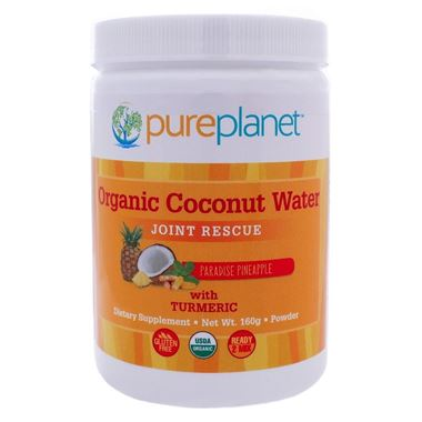 Picture of Pureplanet Organic Coconut Water Joint Rescue, 160 g