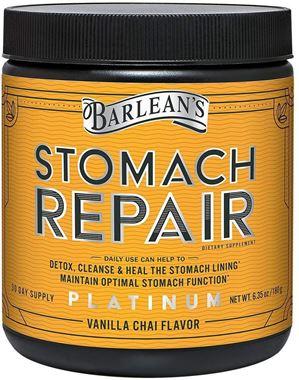 Picture of Barlean's Stomach Repair, Vanilla Chai, 6.35 oz powder