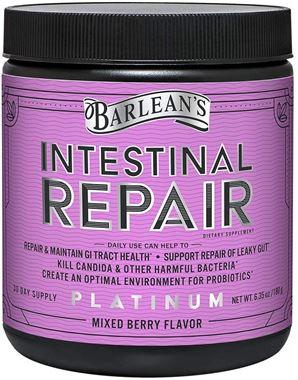 Picture of Barlean's Intestinal Repair, Mixed Berry, 6.35 oz powder