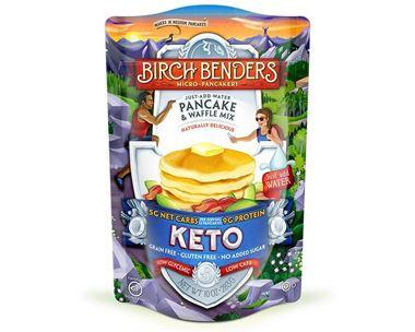 Picture of Birch Benders Pancake & Waffle Mix, Keto, 10 oz