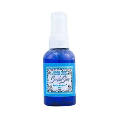 Picture of Simply Silver Breath Spray, 2 oz