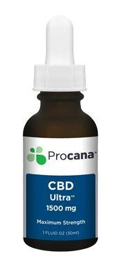 Picture of Procana CBD Ultra Dropper, 1500 mg, 1 fl oz