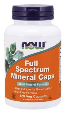 Picture of NOW Full Spectrum Mineral Caps, 120 vcaps