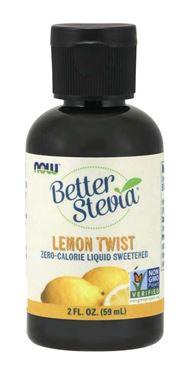 Picture of NOW Better Stevia, Lemon Twist, 2 fl oz