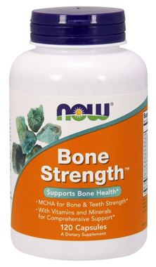 Picture of NOW Bone Strength, 120 caps