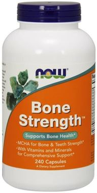 Picture of NOW Bone Strength, 240 caps