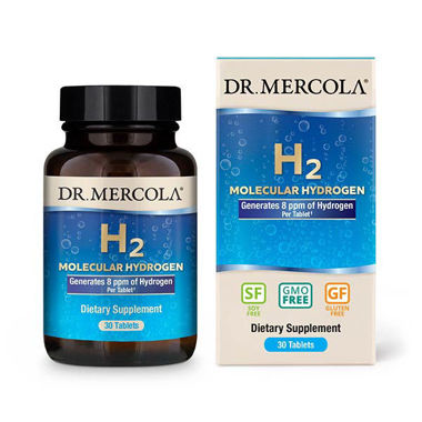 Picture of Dr. Mercola H2 Molecular Hydrogen, 30 tablets